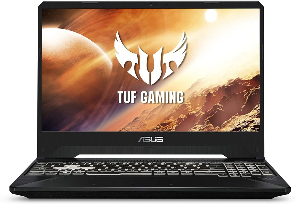Asus TUF – Gaming And CAD Laptop