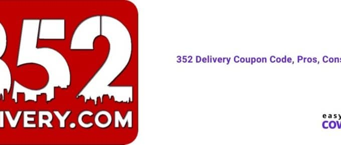 352 Delivery Coupon Code, Pros, Cons & Review [2021]