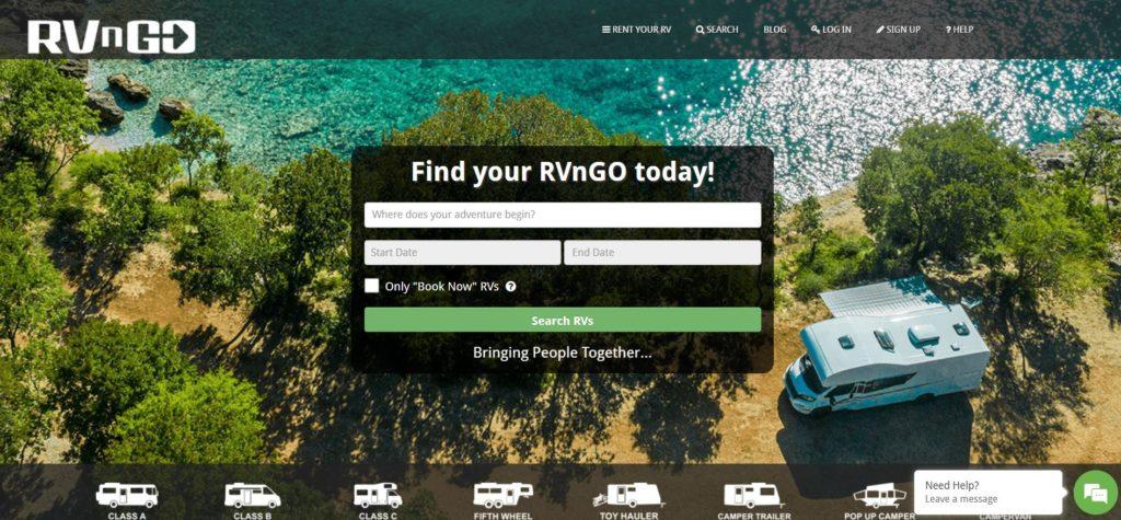 RVNGO Homepage