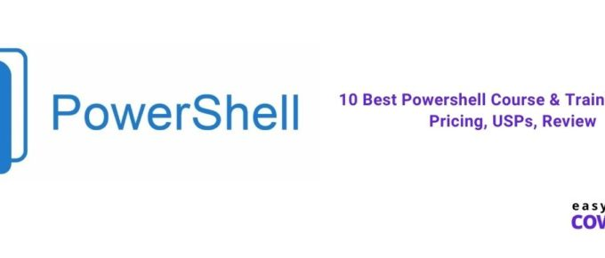 10 Best Powershell Course & Training Online Pricing, USPs, Review [2021]