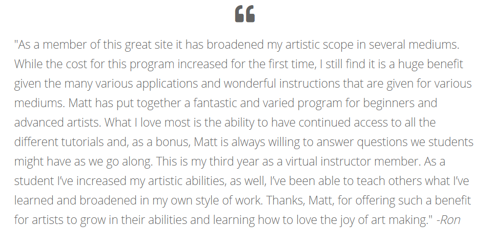 The Colored Pencil Course Review