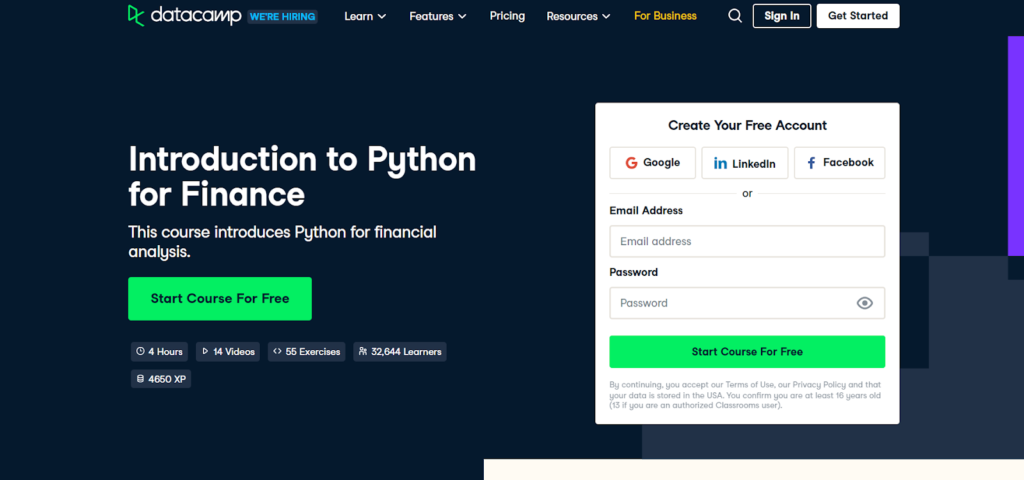 Complete 2-in1 Python for Business and Finance Bootcamp Course