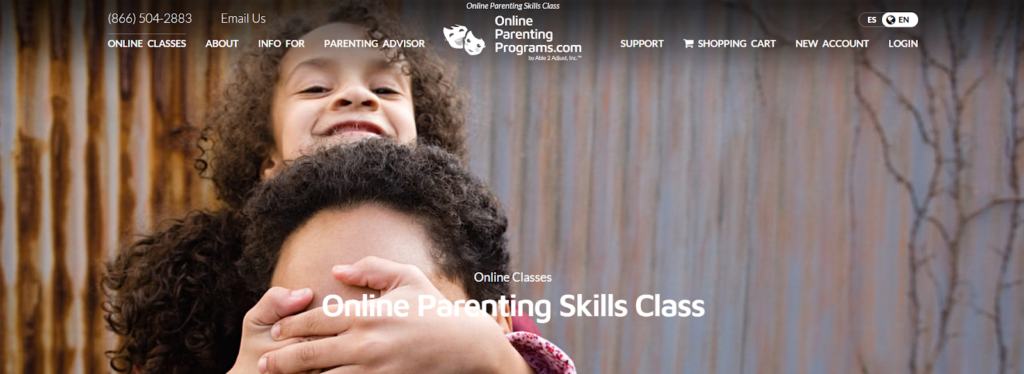 Online Parenting Skills Class Course