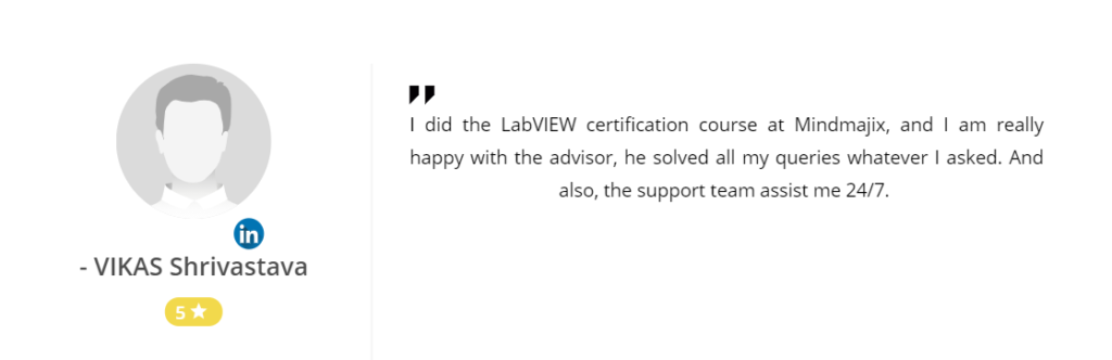 LabVIEW Training Review
