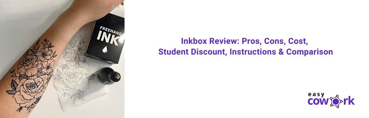 Inkbox Review Pros, Cons, Cost, Student Discount, Instructions & Comparison [2021]